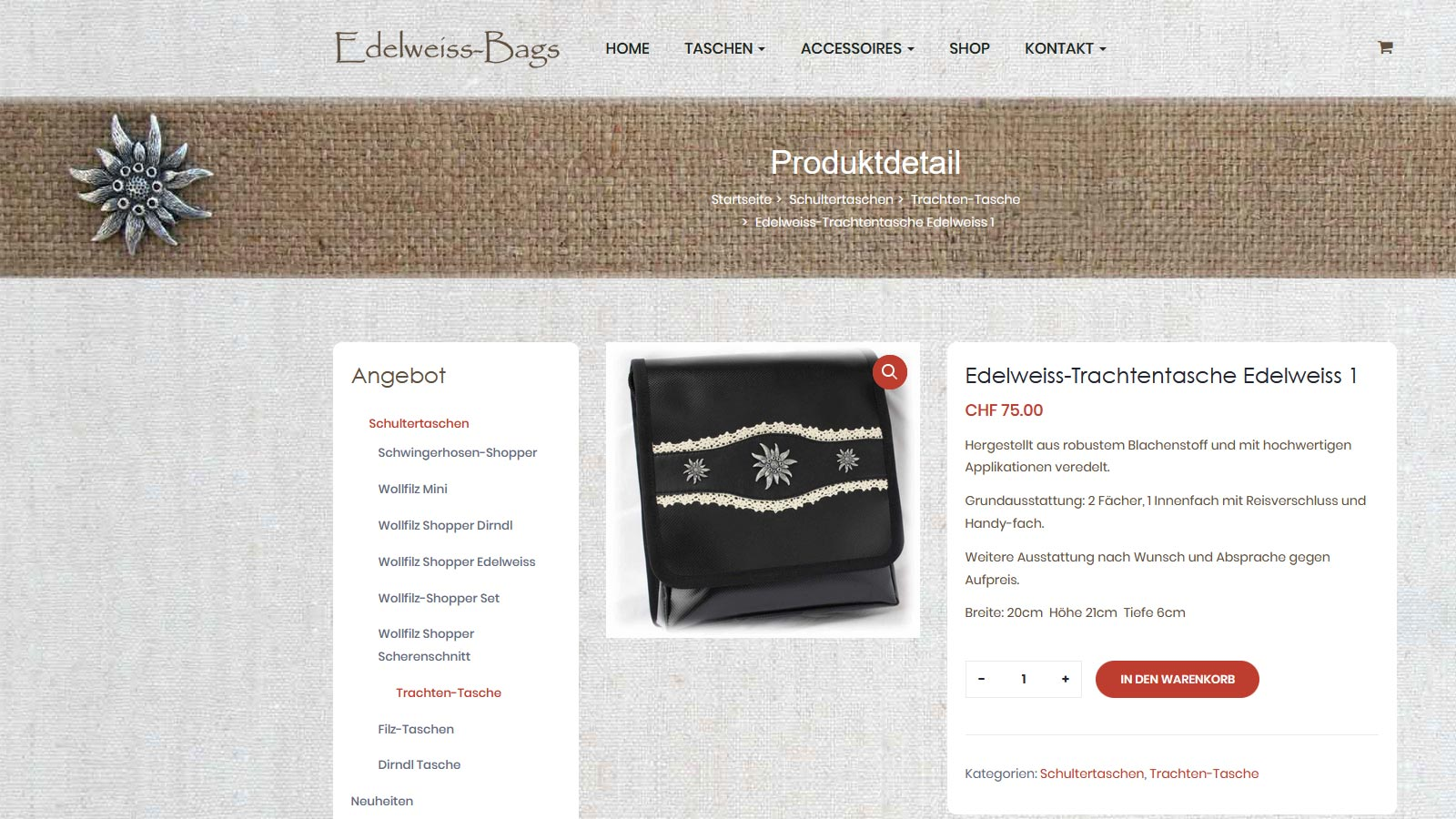 edelweiss-bags.ch
